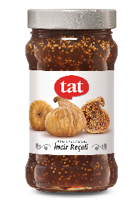 Tat Extra Traditional Dried Fig Jam / Geleneksel Incir Receli 380 Gr