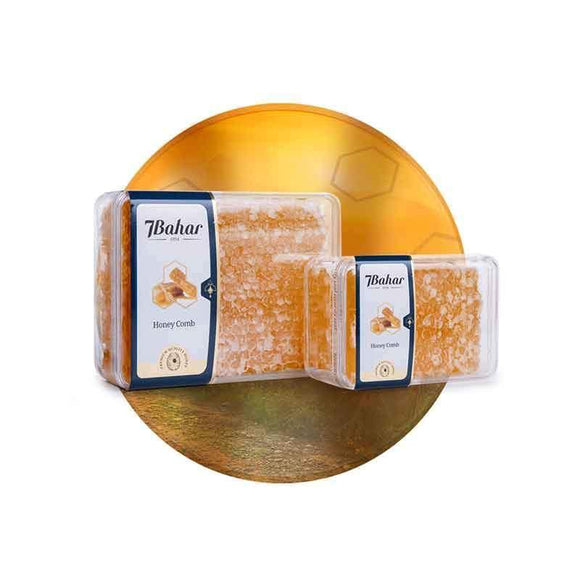 7 Bahar Honey Comb 440 Gr/ Petek Bal