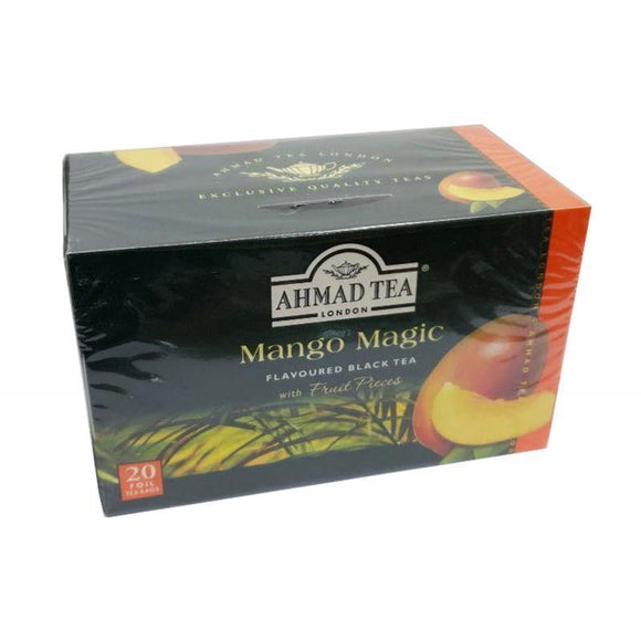 Ahmad Tea Mango Magic 20 Bags / Mangolu Poset Cay