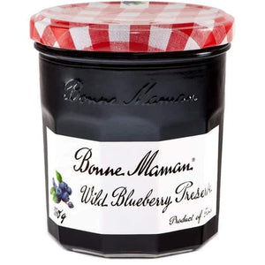 Bonne Maman Wildblueberry Preserves 370 Gr / Yaban Mersini Marmelati - Turkish Food Basket