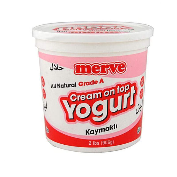 Merve Cream on the Top / Kaymakli Yogurt 906 Gr