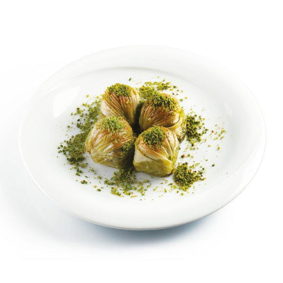 Moda Baklava Mussel Sharp with Pistachio (Midye)1 Lb - Turkish Food Basket