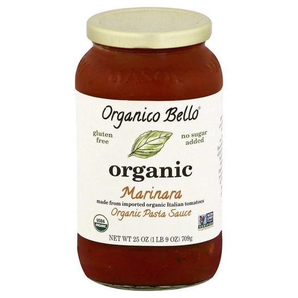 Organic Bello Marinara 709 Gr