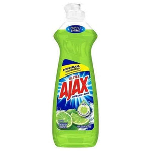 ajax ultra liquid dish soap vinegar lime sivi bulasik deterjani sirke limon cleaning products temizlik urunleri turkish food basket turk yemek sepeti gida sepeti online shopping delivery internetten alisveris eve tesliimat