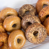 mini bagels dozen turkish bakery pastry
