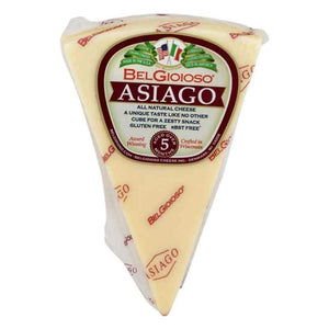 Belgioioso Asiago Cheese 142 Gr