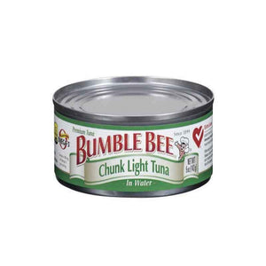 Bumble Bee Chunk Light Tuna / Dogranmis Az Yagli Tuna