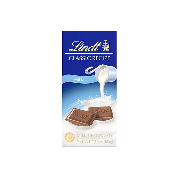 Lindt Classic Milk Chocolate