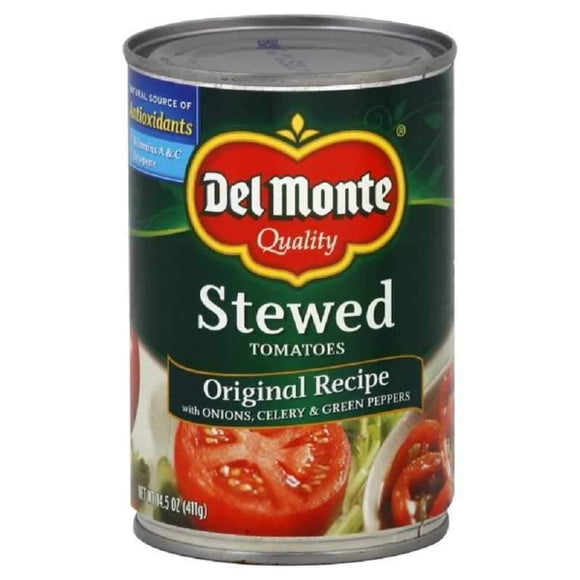 Del Monte Stewed Tomatoes Original Recipe 411 Gr