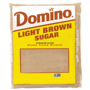 Domino Light Brown Sugar 1 lb