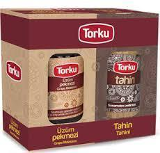 Torku Tahini and Molasses (Twin Package) 750 G - Turkish Food Basket