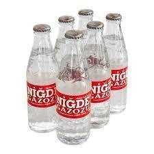 Nigde Plain Soft Drink / Niğde Sade Gazoz 250 Ml (6 Piece) - Turkish Food Basket