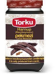 Torku Carob Molasses / Keciboynuzu Pekmezi 400 Gr - Turkish Food Basket