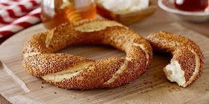 Simit (4 Piece) - Turkish Food Basket