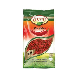 Oncu Red Hot Pepper / Aci Pul Biber 7.04 OZS / 200 Gr
