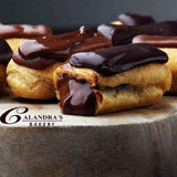 Cakes | Patiseries | Sweet | Delicious | Yummy Food | Eclair