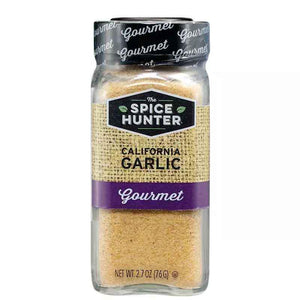 The Spice Hunter California Garlic Gourmet