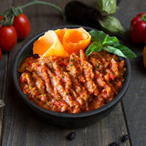 Spicy Tomato Dip Side Dish ezme meze turkish catering online shopping delivery