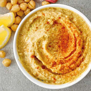 humus homous dish side turkish catering online shopping delivery