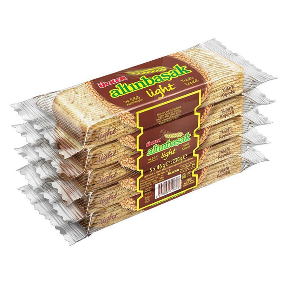 Ulker Altinbasak Biscuits 5 Packages 230 Gr