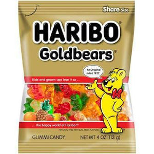 Haribo Golden Bears 80 gr - Turkish Food Basket