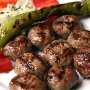 barbecued grilled meatball kofte turkish food catering online shopping delivery