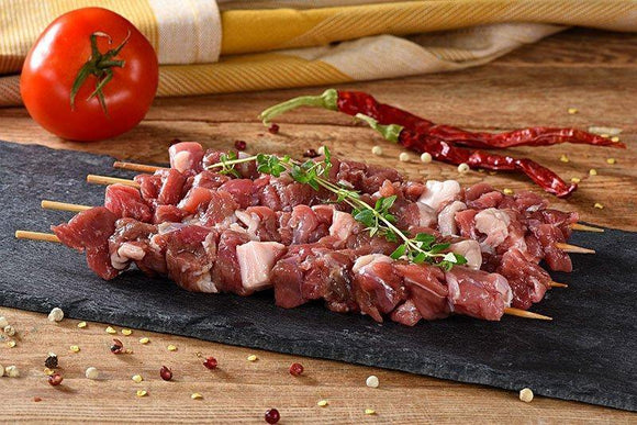 Kuzu Sis / Lamb Shish - 1Lb ( 4 Pc )