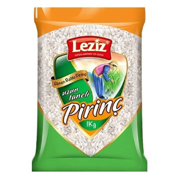 leziz natural baldo rice pirinc turkish food cuisine basket turk yemekleri mutfagi online shopping delivery