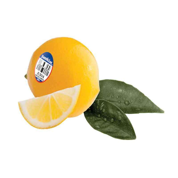 Sunkist Lemon / Limon - Each