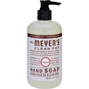 mrs meyers liquid soap lavender lavantali sivi el sabunu cleaning products temizlik urunleri turkish food basket turk yemek sepeti gida sepeti online shopping delivery internetten alisveris eve tesliimat