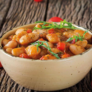 kidney bean pilaki barbunya pilaki side dish turkish cuisine catering online shopping delivery