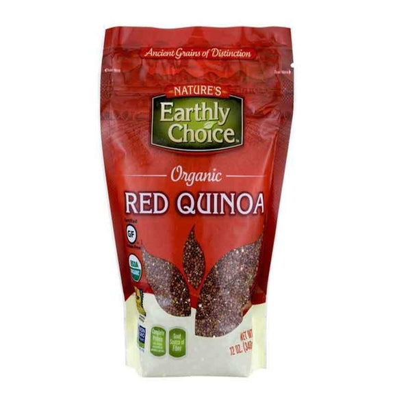 Earthly Choice Red Quinoa - Turkish Food Basket