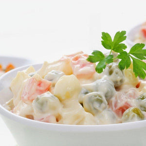 rus salatasi russian salad turkish catering online shopping delivery