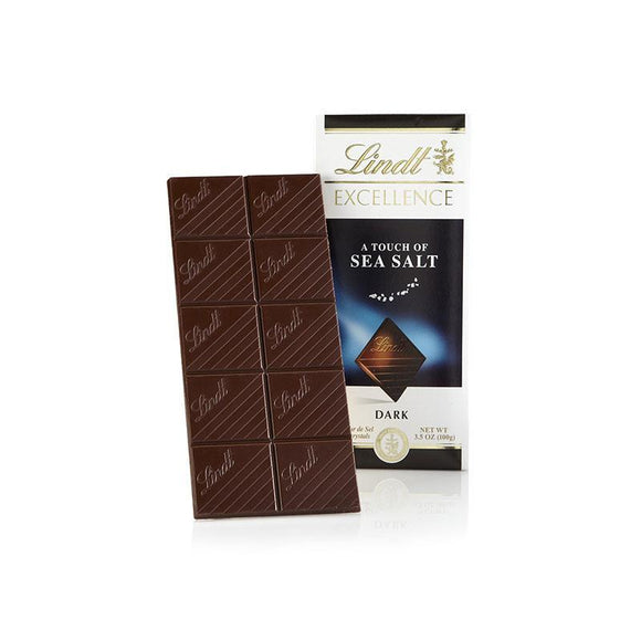 Lindt Excellence A Touch Of Sea Salt Dark