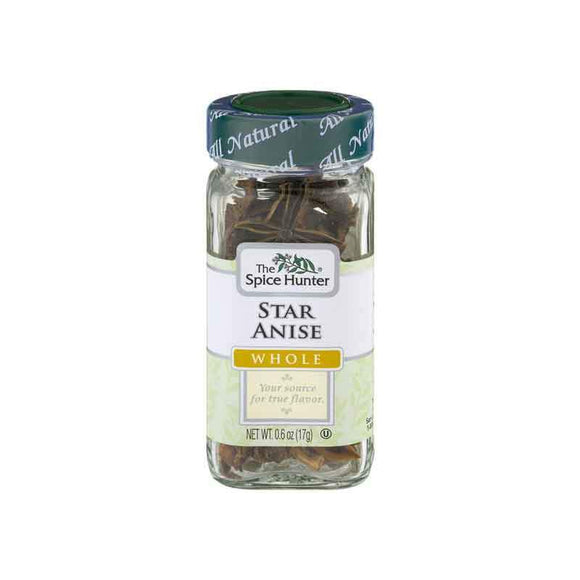 The Spice Hunter Star Anise Whole - 0.6 oz