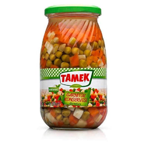 tamek konserve garnitur garniture canned goods turk yemek gida turkish food online shopping delivery alisveris