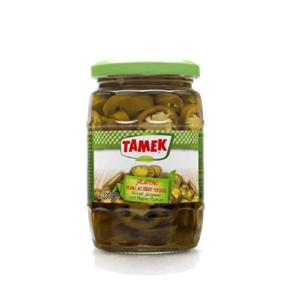 tamek jalapeno peppers meksika biberi aci hot turk yemek gida turkish food online shopping delivery alisveris
