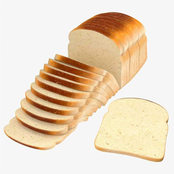 White Toast Bread - 21oz Pack