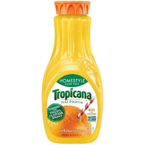 tropicana orange juice homestyle some pulp portakal suyu ev stili tarzi beverages turkish food basket turk yemek sepeti online online shopping delivery internetten alisveris eve teslimat