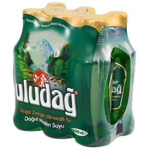 Uludag Soda (6 Pack) 200 Ml