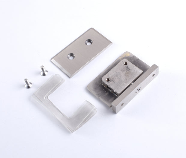 Pivot Hinge - Top or Bottom Mount - Regular Size Glass