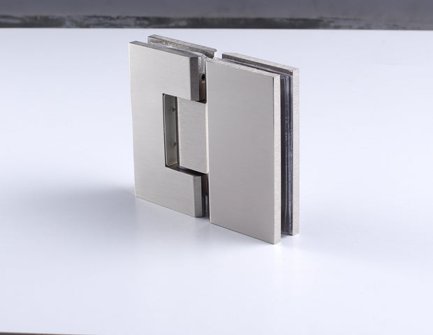 180 Degree Glass to Glass - Standard Hinge