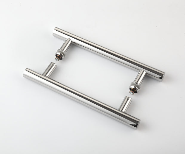 "8"" Ladder Shower Pull Back-to-Back Pull Handle"