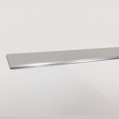 "5/8"" Flat Face Mirror Edge Molding"