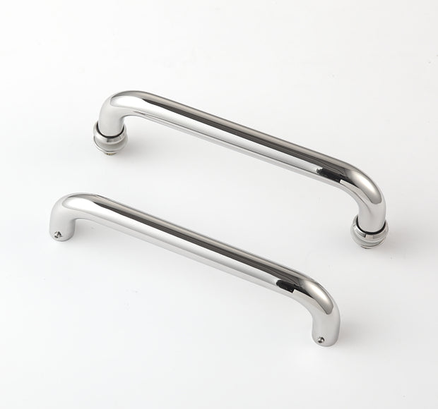 "6"" Regular Shower Pull Back-to-Back Pull Handle"