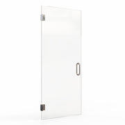 "1/2"" Thick Regular Shower Door - 28"" Wide; Multiple Lengths"