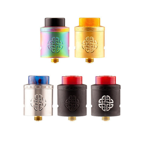 Ambitionz HellVape Aequitas RDA - East End Vapes