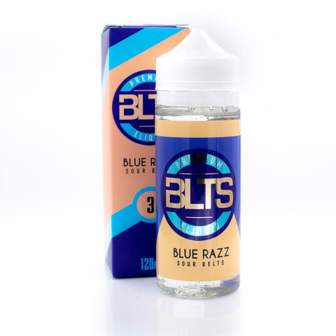 BLTS Blue Razz Sour Belts - East End Vapes