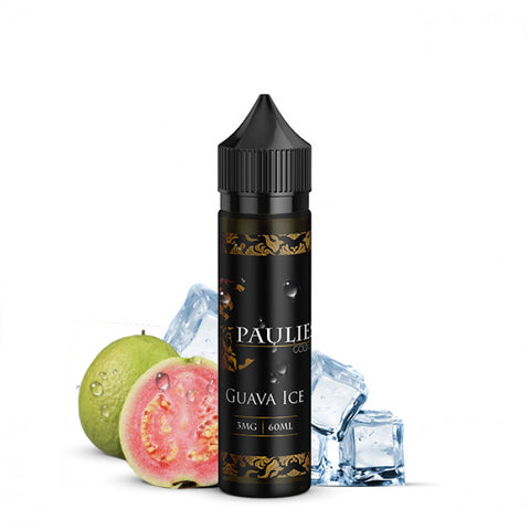 Paulies Guava Ice - East End Vapes