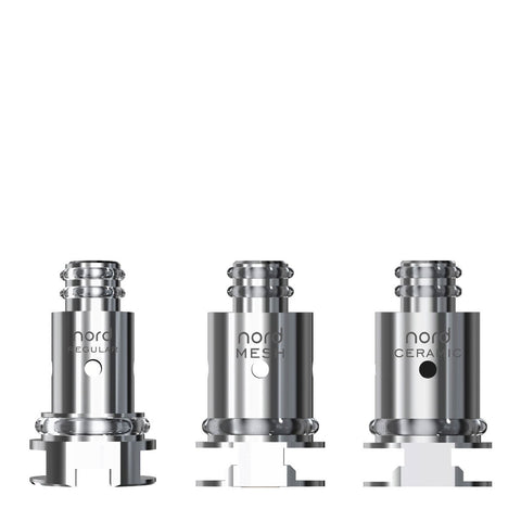 Smok Nord Replacement Coil Pack 5 - East End Vapes